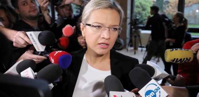 Małgorzata Wassermann przesłuchanie Tuska