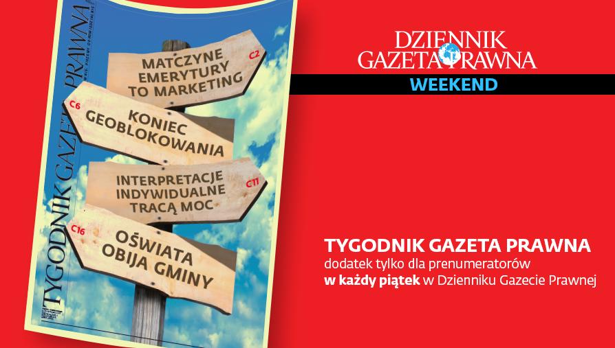 tygodnik TGP okładka