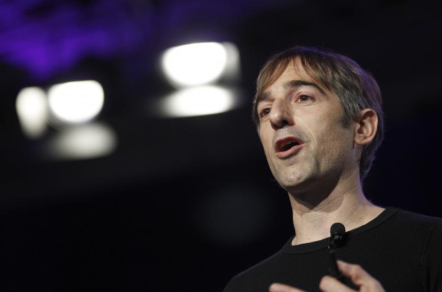 Mark Pincus. Fot. Tony Avelar/Bloomberg