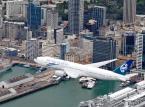 """4. miejsce czytelnicy magazynu """"Travel+Leisure"""" przyznali Air New Zealand, narodowemu przewoźnikowi Nowej Zelandii"""