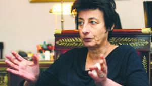prof. Irena Wóycicka minister ds. społecznych w Kancelarii Prezydenta RP