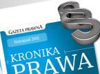 Kronika Prawa listopad 2011