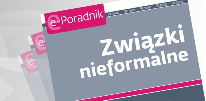 e-book: Związki nieformalne