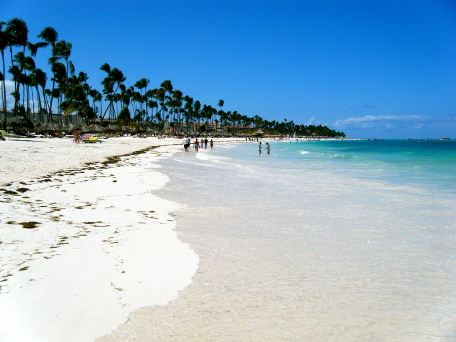 Punta Cana, Dominikana. Fot.flickr/Sarah_Ackerman