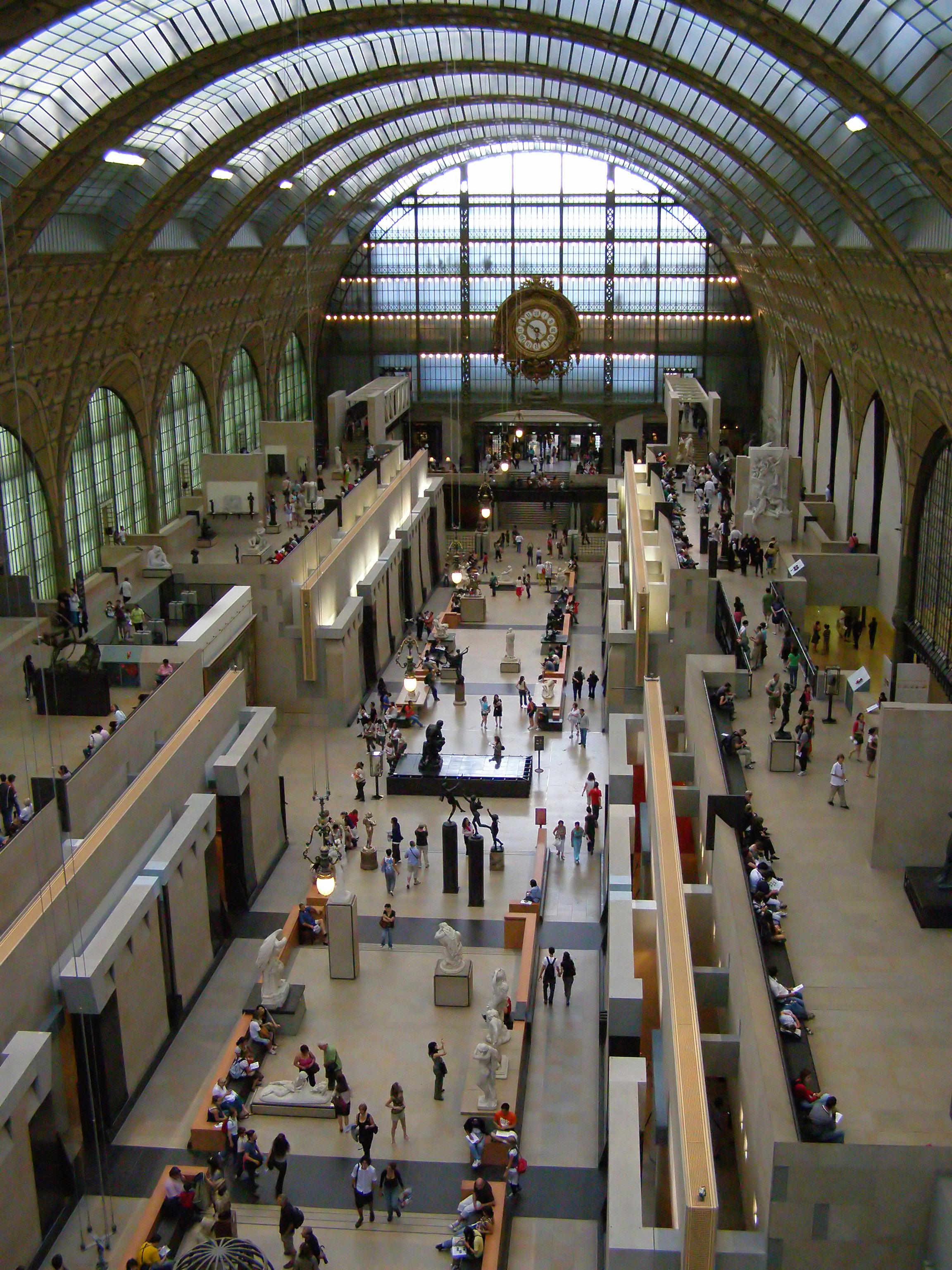 Musée d'Orsay w Paryżu