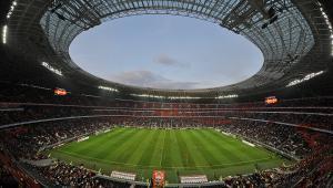 Ukraińskie problemy ze stadionami rok po Euro 2012