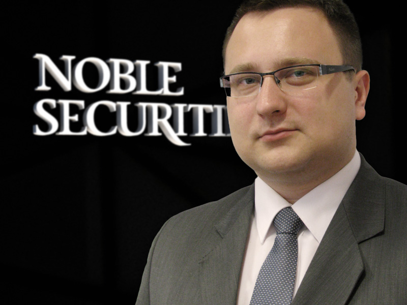 Radosław Wierzbicki, Noble Securities