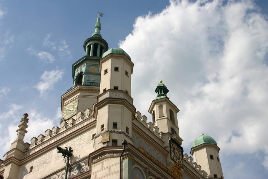 Ratusz, Poznań