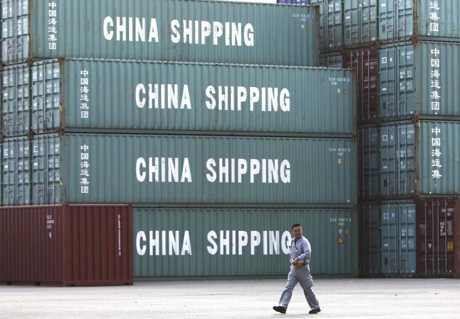 Chiny - eksport ciągnie gospodarkę