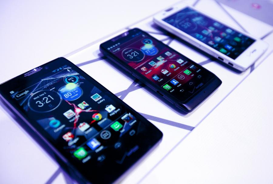 Nowe smartfony Motoroli
